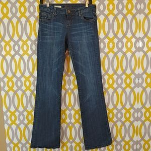 KUT FROM THE KLOTH High Rise Bootcut Natalie Jeans